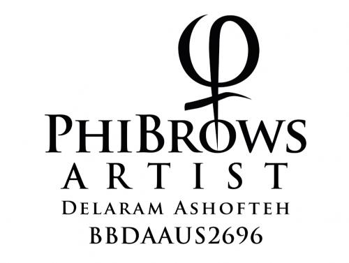 Phibrows Artist Eyebrow tattoo